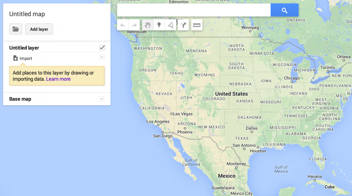 How To Map With Google My Maps Storybench
